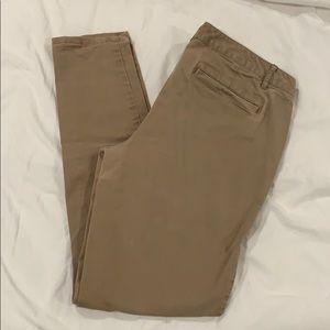 GAP SKinny Mini khaki pants